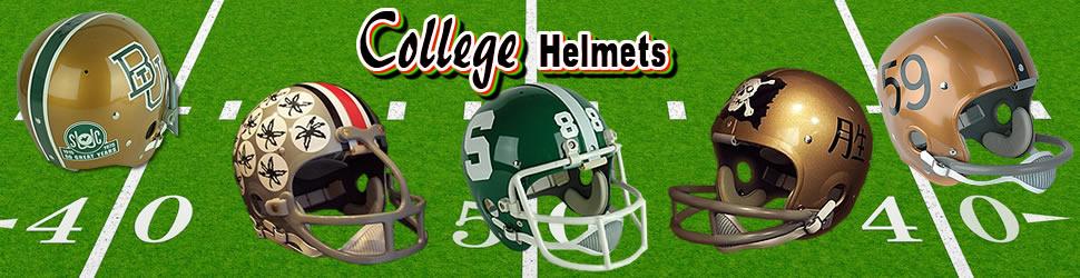 GridironMemories Helmets