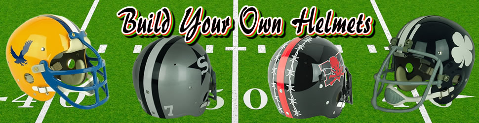 GridironMemories Build Your Own