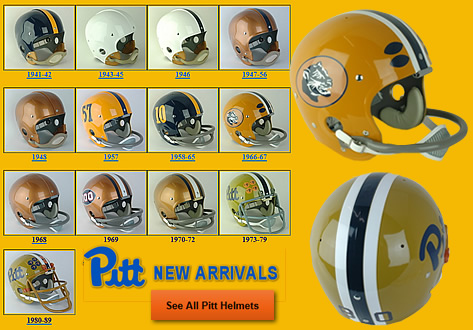 New Arrivals From Pitt